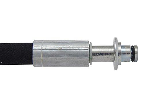 15m Profi Hochdruckschlauch mit 10mm Stecker f/ür K/ärcher HD HDS M22