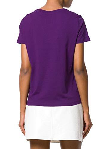 Kenzo Mujer F852ts74099083 Algodon Morado shirt T 6ga6wrqA