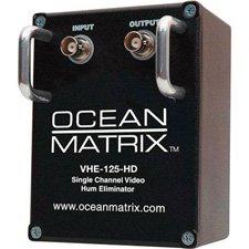 OceanMatrix Ocean Matrix HD-SDI & SDI 1-Channel Video Hum Eliminator w/Handles-by-OceanMatrix by Ocean Matrix