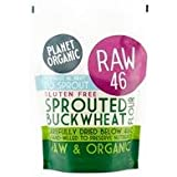 Planet Organic Sprouted Buckwheat Flour 400g by Planet Organic