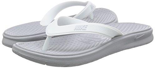white 882699 Platinum Infradito Grey Donna wolf pure Nike 003 Multicolore FwnB4OxHq