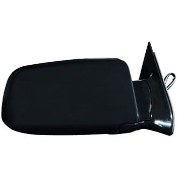 Depo 335-5402R3EL Glossy Black Passenger Side Power Non-Heated Mirror