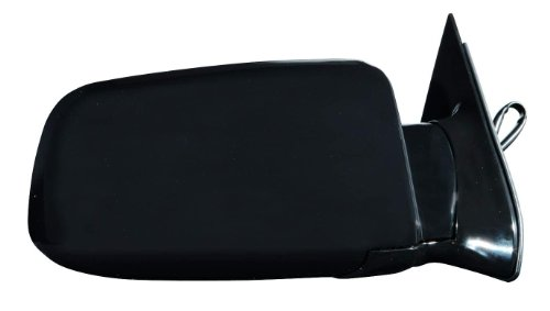 Depo 335-5402R3EL Glossy Black Passenger Side Power Non-Heated Mirror