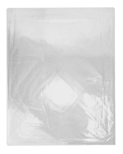 Golden State Art, Pack of 50 16 3/8x20 1/8 Crystal Clear Bag from Golden State Art