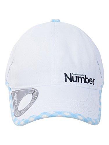 (ナンバー) Number レディースメッシュキャップ FREE ホワイト