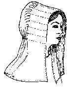 1800-1870's Slat Bonnet ()