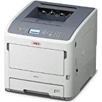 Okidata Monochrome - 49 Ppm - 1200 Dpi X 1200 Dpi - Ethernet 10/100/1000Base-...