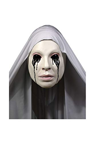 Trick Or Treat Studios Adult American Horror Story Asylum Nun Mask Standard]()