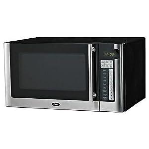 Oster 1.1 Cu. Ft. 1000 Watt Digital Microwave Oven - Black OGG61101