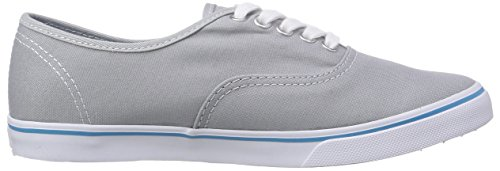 Vans AUTHENTIC LO PRO Unisex-Erwachsene Sneakers Grau ((Pop) High Rise FK4)