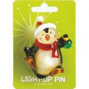 Midwest-Cbk Llc 634783 Pin Lighted Penguin Lighted Penguin
