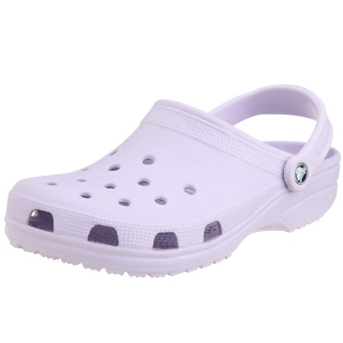 - Crocs Classic Clog Adults, Lavender, 5 Men / 7 US Women