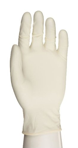 5 mils Thick Powder Free 9.4 Length Small Pack of 100 Aurelia Luminance Latex Glove