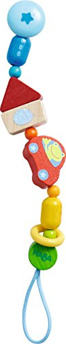 HABA 302922 Whimsy City Pacifier Chain