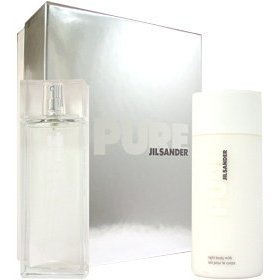 Jil Sander Pure (JIL SANDER PURE Perfume. 2 PC. GIFT SET ( EAU DE TOILETTE SPRAY 2.5 + BODY LOTION 6.7 oz ) By Jil Sander - Womens)