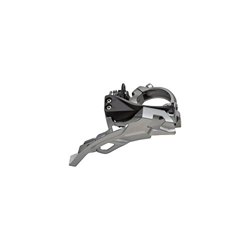 Shimano Alivio T4000 9-Speed Top-Swing Front Derailleur ()