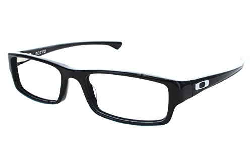 Oakley OX1066-01 Servo Eyeglasses-Polished - Glasses Oakley Reading Mens