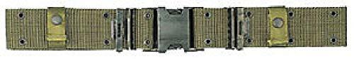 Us Military Army Usmc Marine Corps Style Nylon Quick Release Pistol Gun Belt