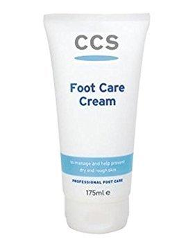 Ccs Foot Care Cream - 175Ml - Pack of 2 (Ccs Foot Cream)