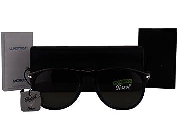 0af067b054 Persol PO9649S Sunglasses Terra E Oceano w Polarized Green Lens 52mm ...