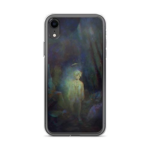 iPhone XR Case Anti-Scratch Phantasy Imagination Transparent Cases Cover Apparition Fantasy Dream Crystal Clear