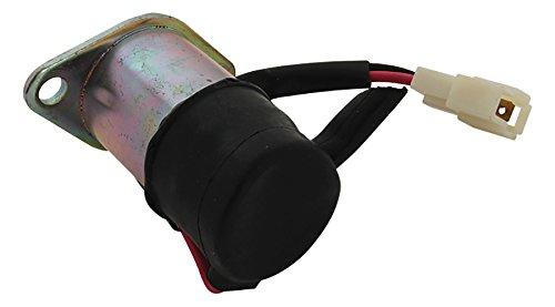 New 12V Shut Down Solenoid for Kubota BX2200D 16271-60012 12V KX61-2 052600-4150 KX41H 052600-4151