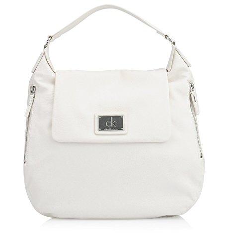 Para Klein Mujer Bolso Blanco Al Calvin Hombro w607fq