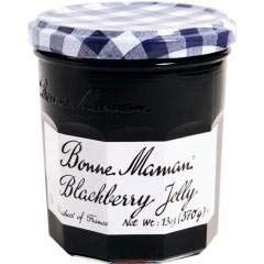Bonne Maman - Blackberry Jelly (6-13 oz jars) - Extra Dimensions of Taste in Full-Flavored Recipes