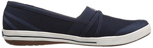 Donne Keds Maglia Di Estate Blu Marino Di Modo Sneaker