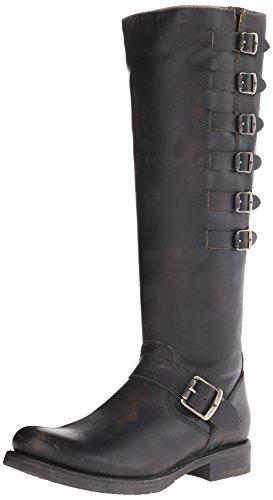Tall Engineer Boots - 7