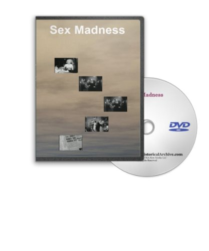Sex Madness - The 1930s Sex Exploitation Film Covering Taboo Topics Ranging From Wild Parties to Out of Wedlock Sex to Syphilis and - Taboo Sex Dvd