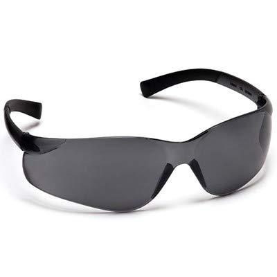 Pyramex Ztek Safety Glasses Gray Lens S2520S (12 Pair Pack) by Pyramex Safety