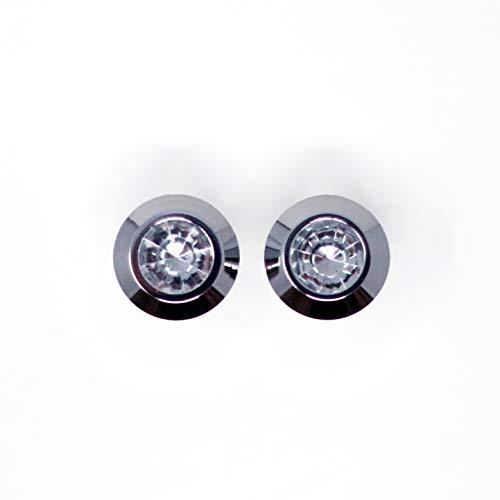 - Custom Accessories 93320 Diamond License Frame Fastener