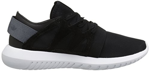 adidas Originals Women's Tubular Viral Fashion Sneakers Black/Black/White buy cheap many kinds of FvX8Y