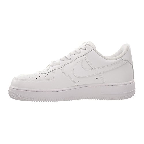 da Scarpe Basketball Bianco Nike Donna Air '07 Force Wmns 1 ZUqwRSA