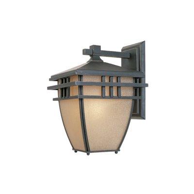 Dayton 9'' Wall Lantern by Designers Fountain