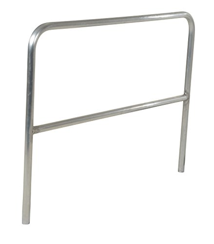 Vestil ADKR-5 Aluminum Pipe Safety Railing, 1-5/8