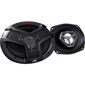 JVC CSV6938 6-Inch x 9-Inch 3-Way Coaxial Speakers 400W Peak