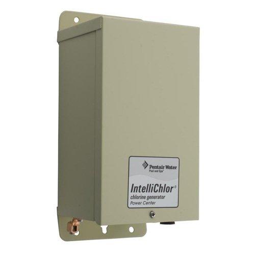 Pentair 520556 IntelliChlor Power Center For Salt Chlorine Generator Systems (US Version) - Intellichlor Salt