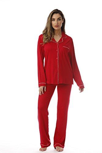 #followme 601108-RED-XL Pant Set for Women