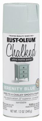 Rustoleum Chalked Ultra Matte Spray Paint