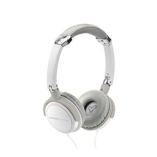 Energy Sistem® Headphones Energy™ DJ 410 White with Microphone