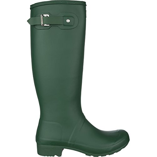 Hunters Boots Original Tour Rain Boot - Womens Green, 6.0