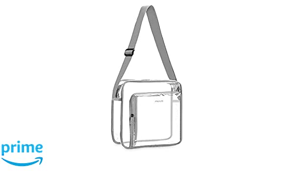 Adidas | Transparent Waterproof Zip Up