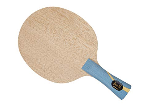 DHS Hurricane Long 5 FL Table Tennis Blade with Ma Long's Autograph ()