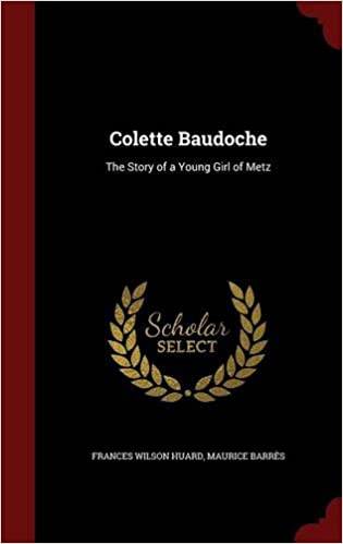 Book Colette Baudoche: The Story of a Young Girl of Metz