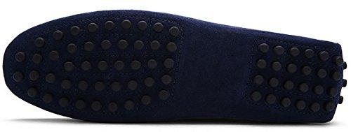 Blu Uomo 49 con Mocassini Colori da 38 scuro JOOMRA 27 1 Scarpe wqxO8TRnqv