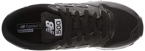 black Metallic black New Negro 500 Mbb De Para Deporte Balance Zapatillas Mujer pnAgSwqa8n