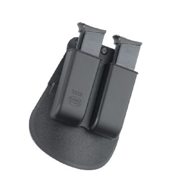 Fobus Tactical 6922 Standard Right Hand Conceal Carry Polymer Paddle Magazine Pouch For Single Stack Small cal. 0.22, 380, 7.65 - -