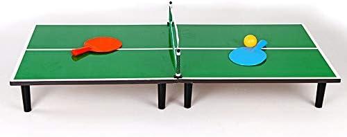 ギフト誕生日は、男性と女性の友人のガールフレンドのカップルクリエイティブ人格デスクトップ卓球を与えます